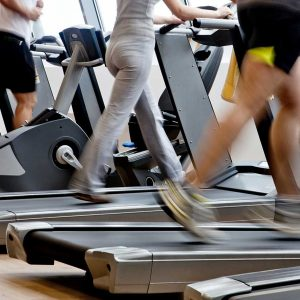 Treadmill HIIT Fitness